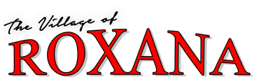 The Village of Roxana Logo